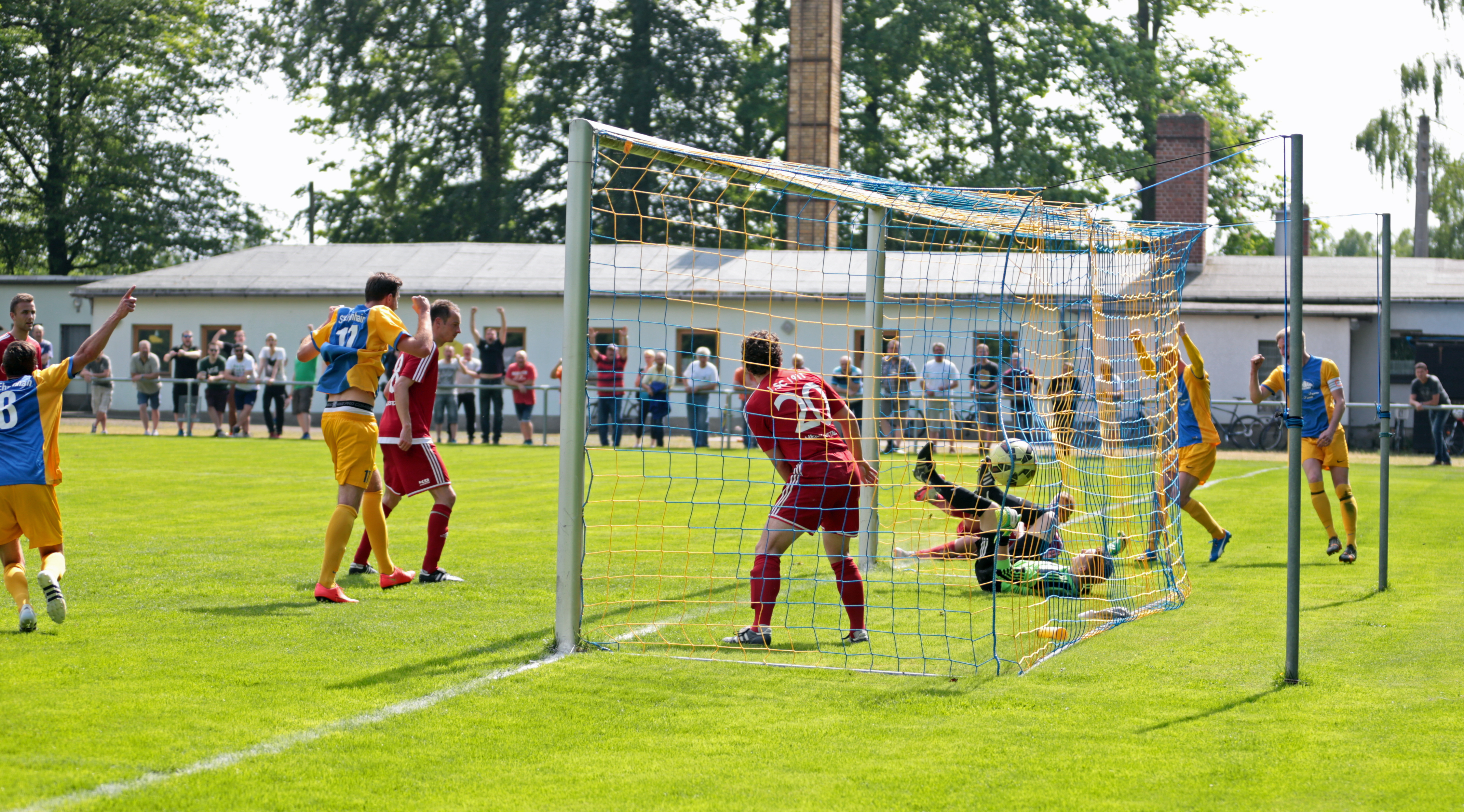 Niederlage gegen Heiligenstadt