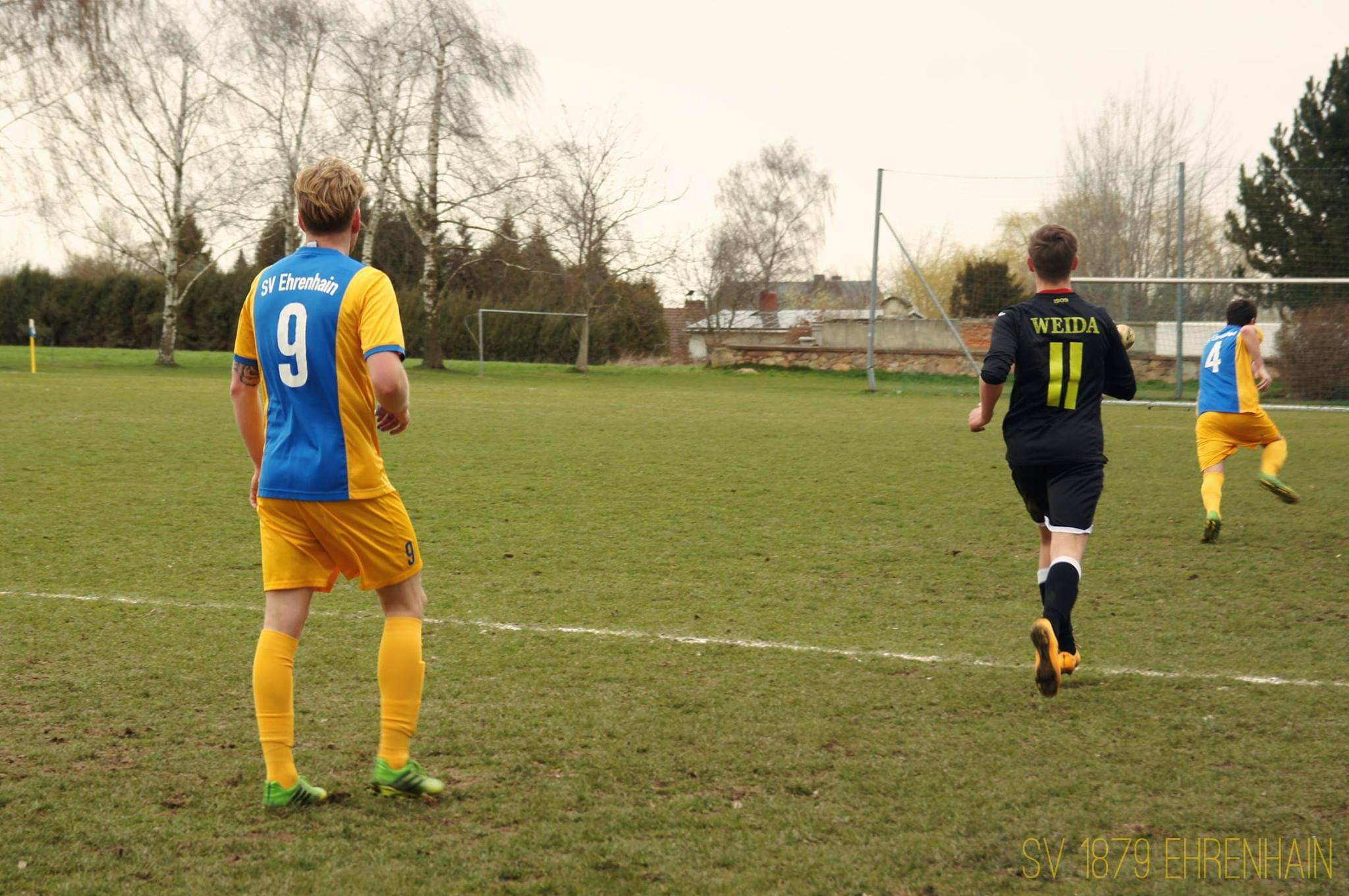 Zweite Mannschaft mit Niederlage gegen Rositz