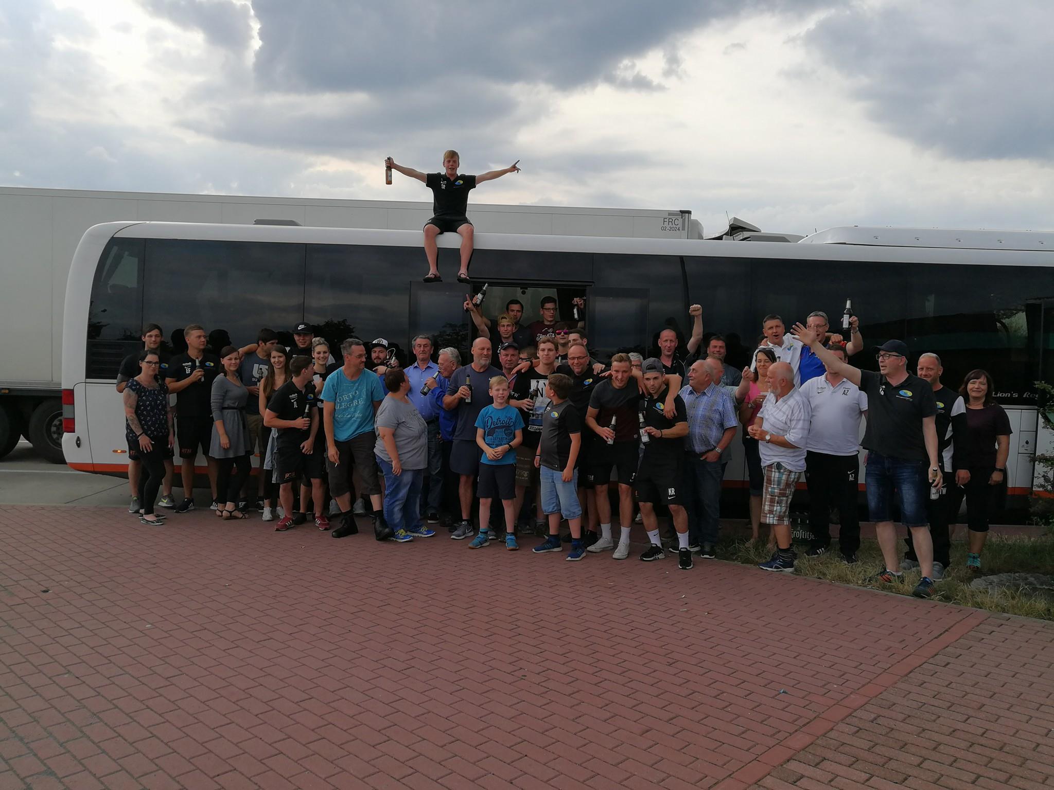 Ligaverbleib mit überragendem Sieg in Gotha